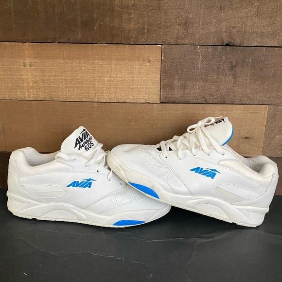 Vintage Avia Aerobics Athletics Shoes